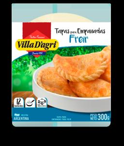 Rotisserie empanada discs